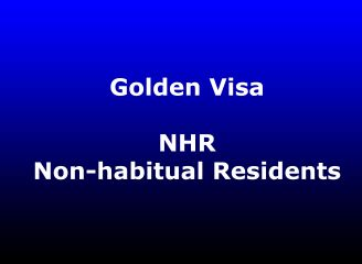 Golden Visa/NHR