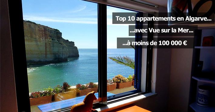 10 appartements en algarve avec vue sur la mer moins de for Acheter carrelage au portugal
