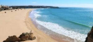 Beaches in Portimão