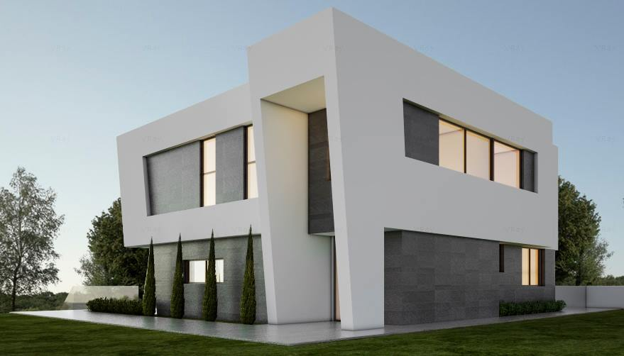 Fachada ventilada piedra caliza affordable fachada de - Fachadas ventiladas de piedra ...