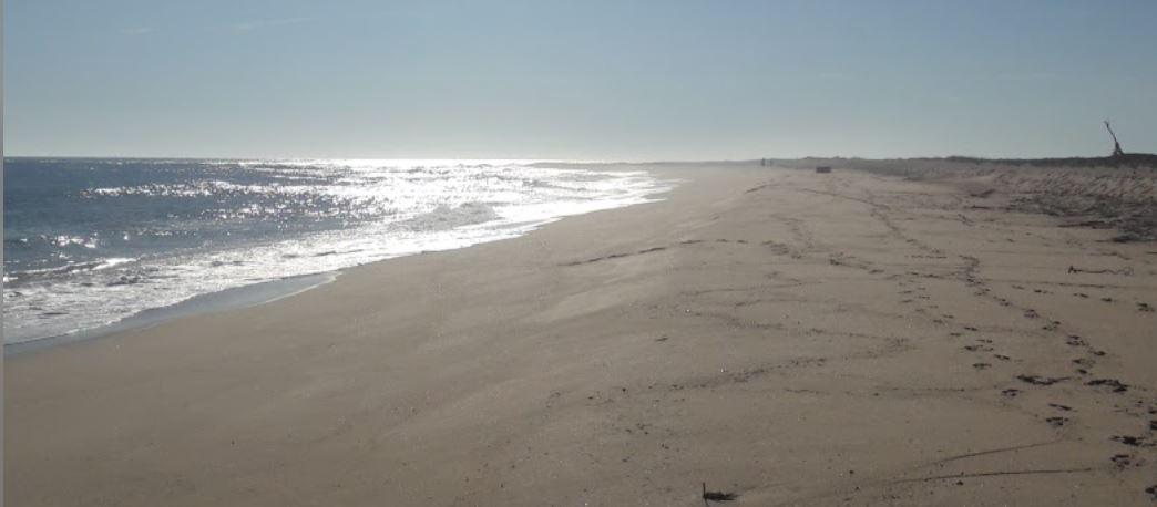 PRAIA DA BARRETA / Ilha deserta