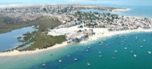 Beaches in Olhão
