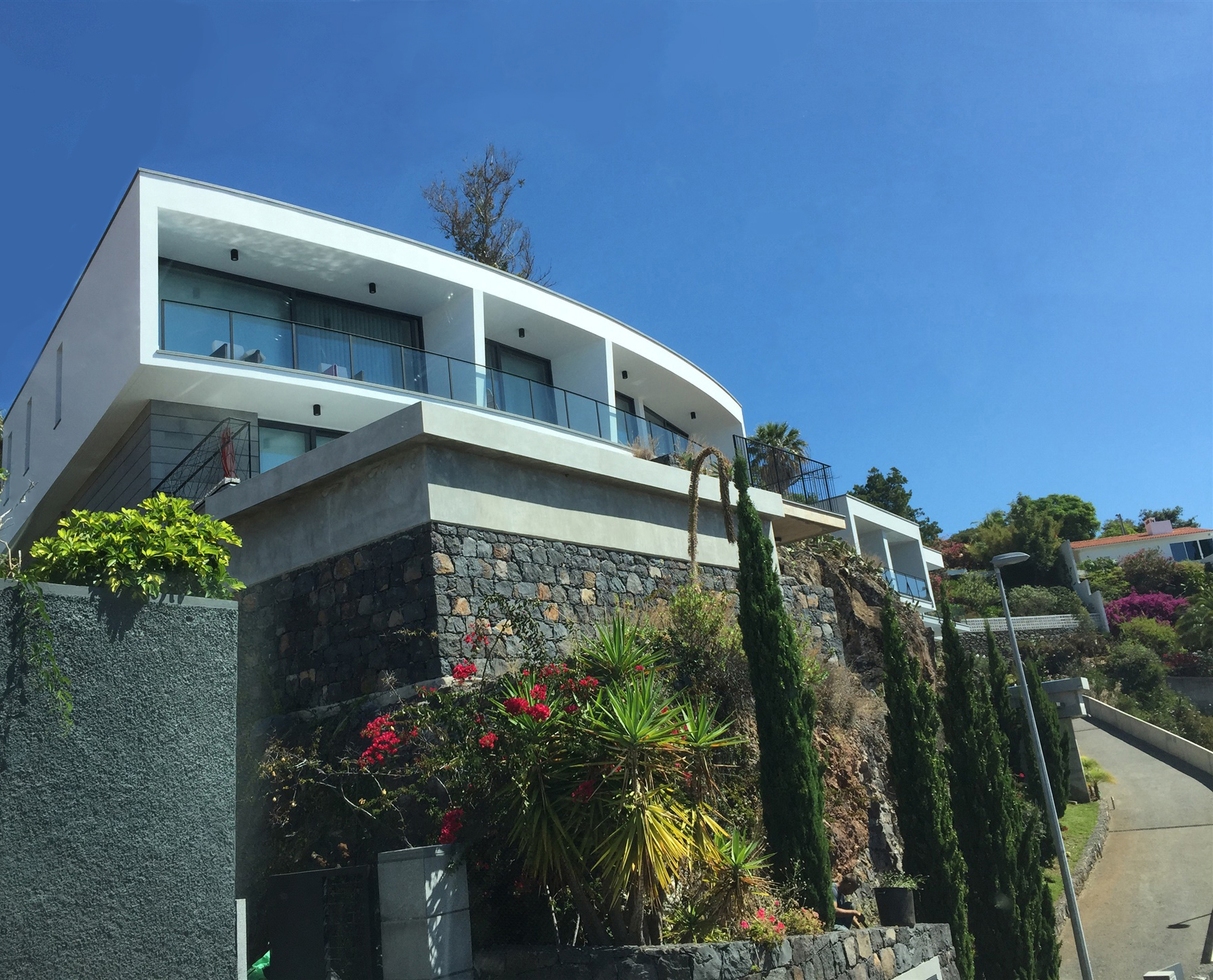 A listed property in Garajau, Madeira Island